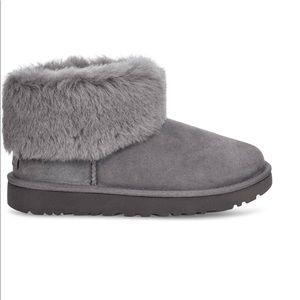 UGG Shoes - UGG CLASSIC MINI FLUFF BRAND NEW